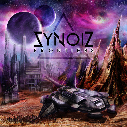 Synoiz - Frontiers album cover