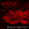 Shock! Horror! dark electronic cover