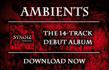Download Ambients, the debut album by Synoiz today