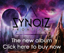 The new sci-fi electronic album Frontiers - download it now